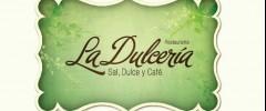 La Dulceria Logo. Fuente: Facebook La Dulceria - Sal  Dulce y Cafe