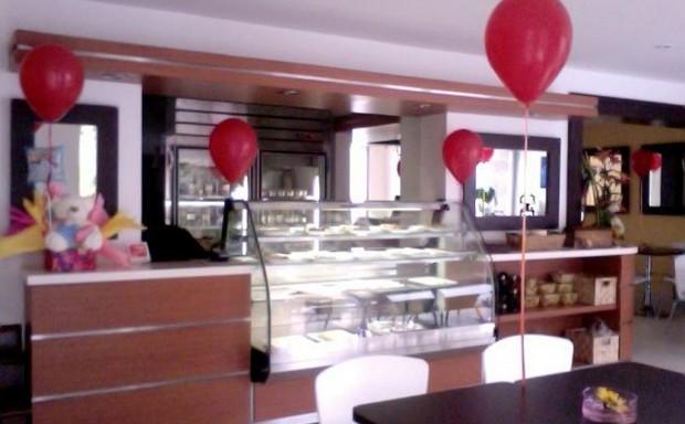 Instalaciones de La Dulceria. Fuente: Facebook La Dulceria - Sal  Dulce y Cafe